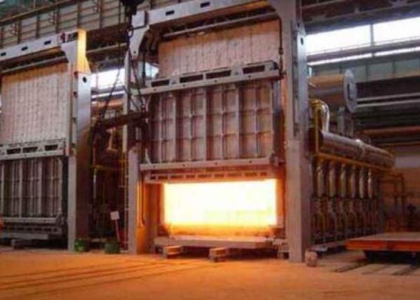 heat treatment furnace machine